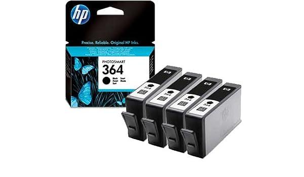 4 cartuchos de tinta para HP Photosmart Wireless B109n: Amazon.es: Electrónica