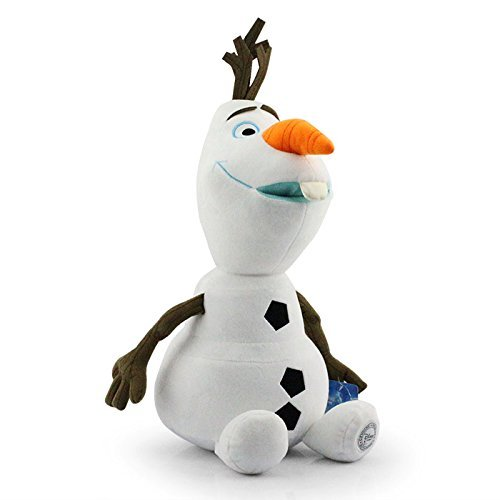 Large 50cm 19inch Olaf the Snowman Plush Stuffed Toy Doll From Frozen Movie by Disney