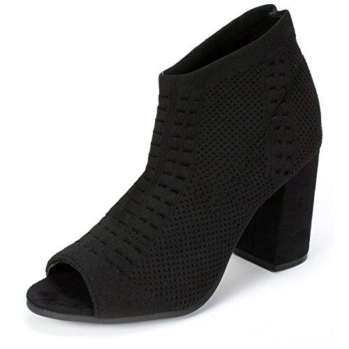 Black 5 M Tara' 9 SEVEN DIALS Bootie Women's SI8nqp76