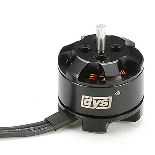 DYS BE1104 Micro Brushless Motor for FPV Racing Drone Mini Multirotor Frame Kit (7500KV)