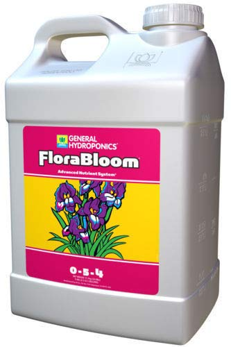 General Hydroponics Flora Bloom 2.5 Gallon 2.5G - Flower Booster florabloom from General Hydroponics