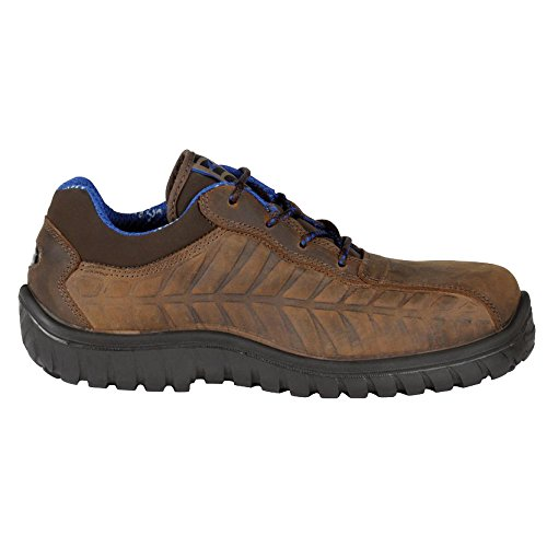 Cofra 36200 Holding Device - ? 01.w44 Gr. 44 S3 Src Cruiser Safety Shoes - Marrone