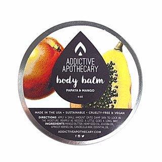 - Addictive Apothecary Papaya Mango Body Balm