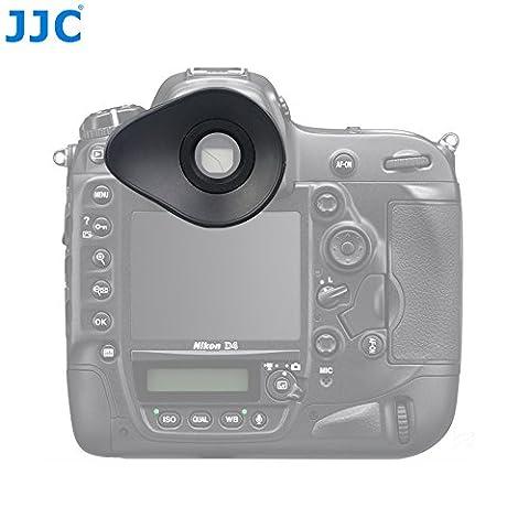 JJC Eyecup Eye Cup Eyepiece Viewfinder for Nikon D5 D500 D810A D810 Df D4S D800E D4 D800 D2 D3 Series Digital Camera Replaces Nikon (Viewfinder Series 3)