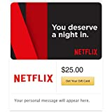 Netflix Gift Cards - E-mail Delivery