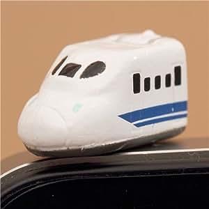 Adorno protector toma auriculares móvil tren Shinkansen