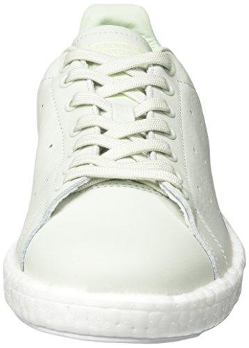 online store 744ea fae8d adidas Stan Smith Boost Scarpe da Ginnastica Basse Uomo, Verde Linen Green,  41 1 3 EU  Amazon.it  Scarpe e borse