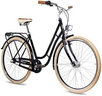CHRISSON 28 Pulgadas Vintage City Bike Bicicleta Bicicleta N Lady ...