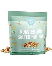 Amazon-merk: Happy Belly notenmaïs mix, geroosterd en gezouten, 2 x 500 g
