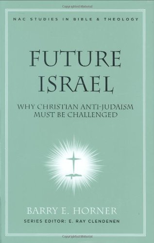 Price comparison product image Future Israel: Why Christian Anti-Judaism Must Be Challenged (New American Commentary Studies in Bible and Theology)
