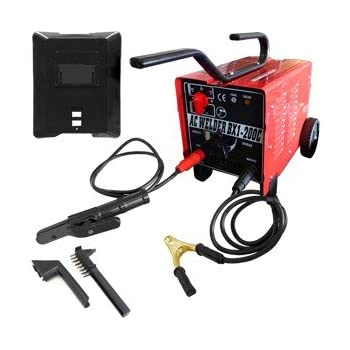 ARC Welder 200 Amp Duel 110/220 V, 60 HZ