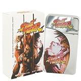 Capcom - Street Fighter Eau De Toilette Spray - 3.4 oz