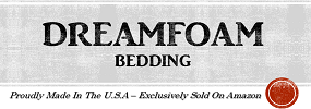 DreamFoam Mattress Ultimate Dreams 13 Inch Gel Memory Foam