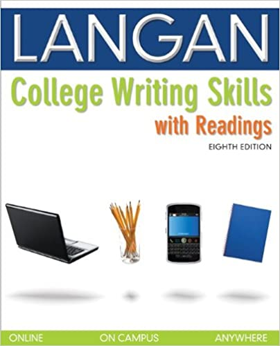 College writing skills with readings 8th edition john langan college writing skills with readings 8th edition john langan 9780073371665 amazon books fandeluxe Choice Image