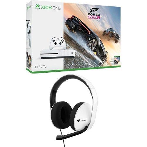 Microsoft Xbox One S 1TB Console - Forza Horizon 3 Bundle...
