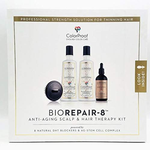 Kit Therapy Scalp (Colorproof's BioRepair-8 Anti-Aging Scalp Hair Therapy Kit)