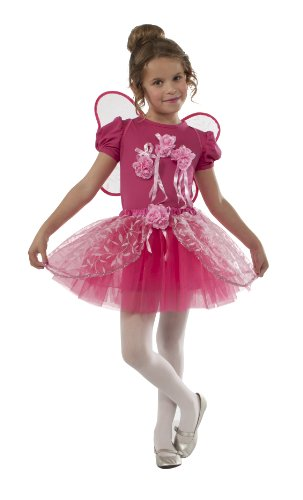 Rubies Pink Rose Fairy Dress-Up Costume, (Rose Fairy Costume Child)