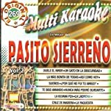 KARAOKE:PASITO SIERRENO CD+G