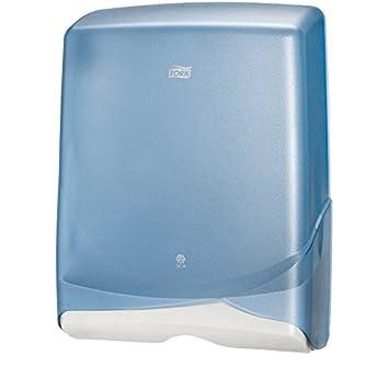 Tork TRK-404242 - Dispensador de toallas de papel (papel Z/M mediano): Amazon.es: Oficina y papelería