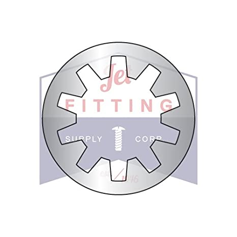 7//16 Star Lock Washers Internal Tooth 410 Stainless Steel Qty 2500