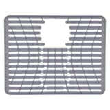 OXO 13138200 Good Grips PVC Free Silicone Sink Mat, Large