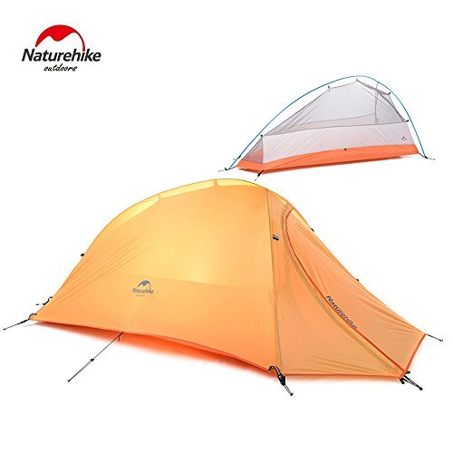 Naturehike 1 Person Outdoor Tent Double-layer Tent Camping T
