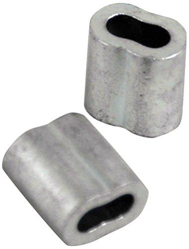 Zareba HTGCS1225 Crimping Sleeve, Case of 250 Sleeves by Zareba