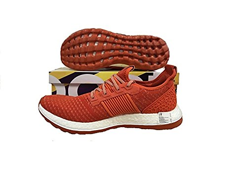 adidas Zero Chaussures Light Orange Collegiate Boost Prime de Collegiate Gravité Course Pure Grey Orange xr1FwAx