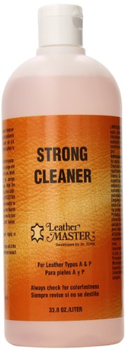 Leather Masters 1 Liter Strong Leather Cleaner (Leather Master Foam Cleaner)