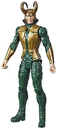 Boneco Titan Hero Marvel Loki - E7874 - Hasbro