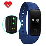 Best Start Calorie Counting Watches - Heart Rate Monitor Wristband Waterproof,BIGFOX Activity Tracker ID107 Review