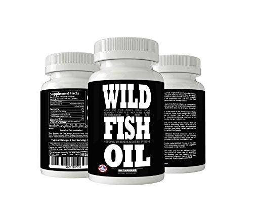 Wild Sustainable Supplement Ultra Premium Formulation