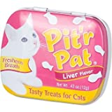Pit'r Pat Liver Flavored Cat Breath Fresheners, My Pet Supplies