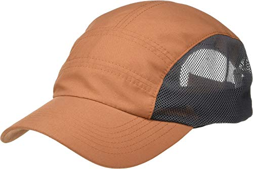 (San Diego Hat Company Men's OCM4656 - Lightweight Side Mesh Panel Cap Rust One Size)