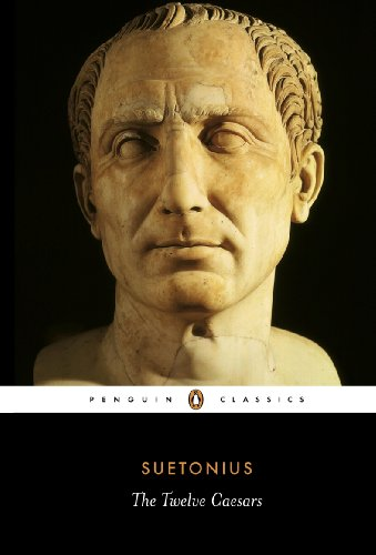 Book cover for The Twelve Caesars