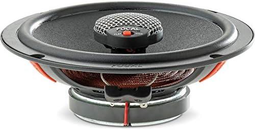 ICU165 Kit Haut-parleurs Universal 2 voies coaxiales Woofer 165 mm