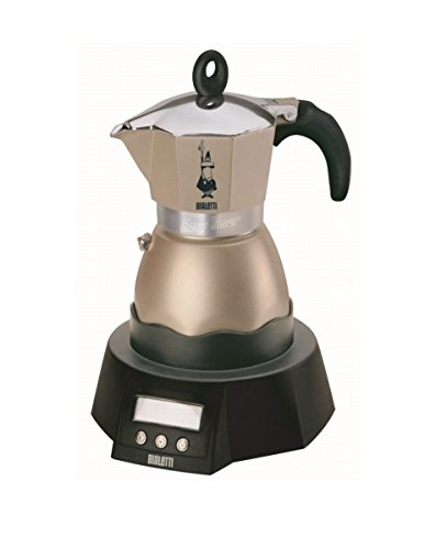 Bialetti Easy Timer - Cafetera italiana eléctrica para 3 ...