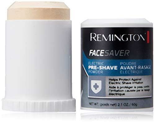Remington Face Saver, Pre-Shave Powder Stick 2.1 oz (Pack of ()