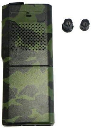 Generic Kit de funda con tapa para Motorola GP300 de doble vía ...