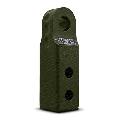 Special Edition 2 inch receivers - OD GREEN Factor55 Hitchlink 2.0