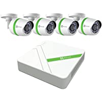 EZVIZ 4-Ch. 1080p Home Security System
