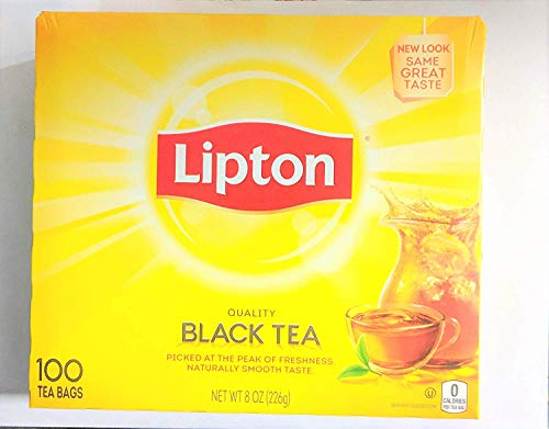 Lipton Regular Tea Bags, 100ct by Lipton