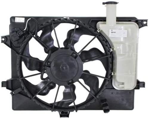 Radiador y se adapta Ventilador de condensador para Hyundai ...