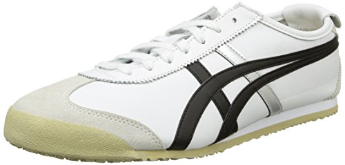 10 Zapatillas Dl408 0190 Blanco Mexico 66 Unisex 0190 Ontisuka Black Adulto White AXq1TFII