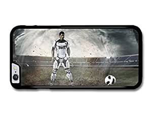 """AMAF ? Accessories Cristiano Ronaldo Cyborg Real Madrid Football Player case for iPhone 6 Plus (5.5"""")"""