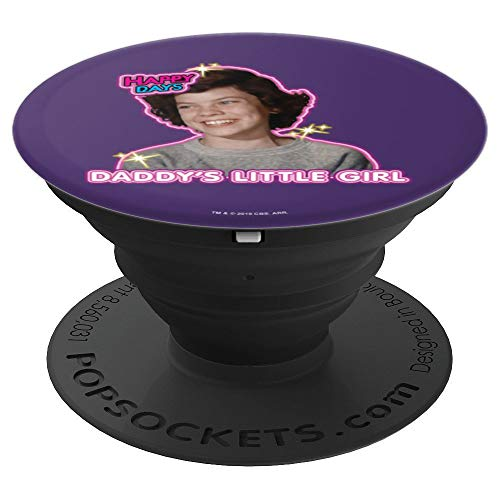 Happy Days Jonie Daddy's Little Girl PopSockets Grip and Stand for Phones and Tablets