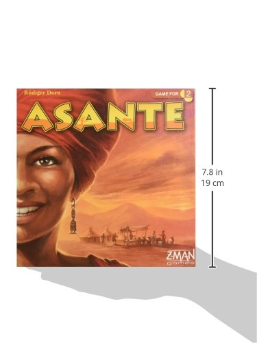 Asante Game Flat River Group ZMG 71350