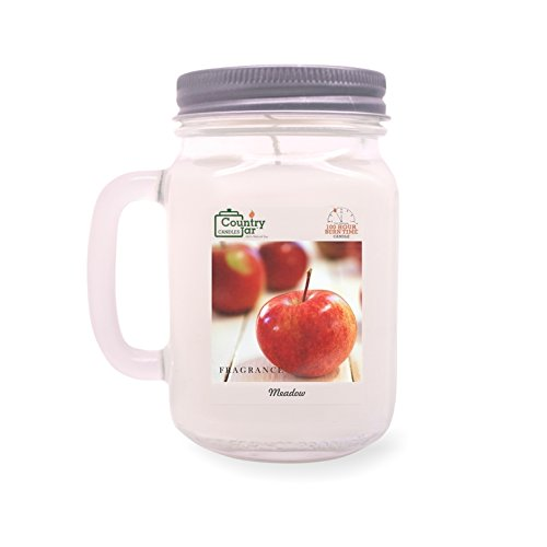 - Country Jar MCINTOSH Apple Soy Candle (14.5 oz. Mason Jar) Spring Pick-3 Sale! See Details.