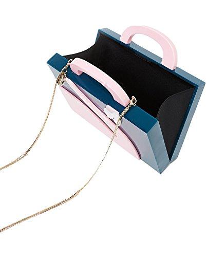 Uterque Damen Box mit schwan 1611/750