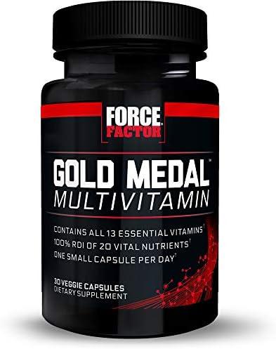 Force Factor Multivitamin Veggie Capsules
